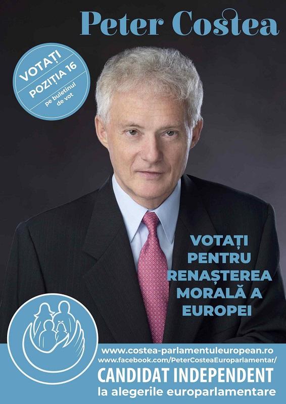 Peter Costea | Parlamentul European